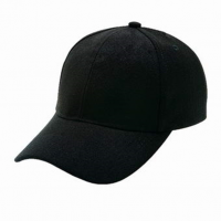 ACRYLIC WOOL CAP (1702K BLACK)