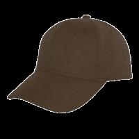 SUEDE CAP (SCP03 Dark Brown)