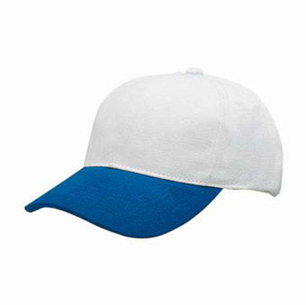 HEAVY BRUSHED COTTON 2 TONE CAP