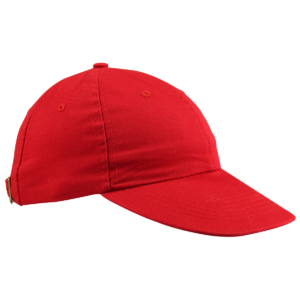 WASHED COTTON CAP (ENZ04 RED)