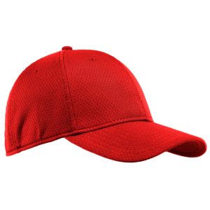 Topflex Woven Mesh Cap