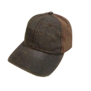OILSKIN DENIM CAP