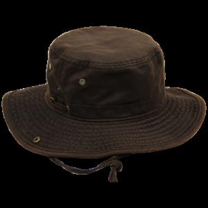 OILSKIN BUSH HAT