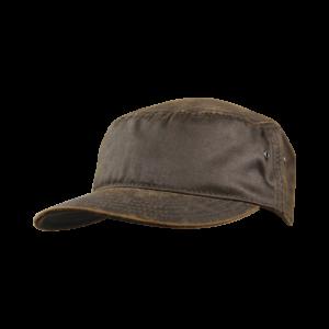 OILSKIN ARMY CAP