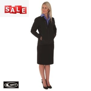 LADIES FROSTY SOFT SHELL JACKET